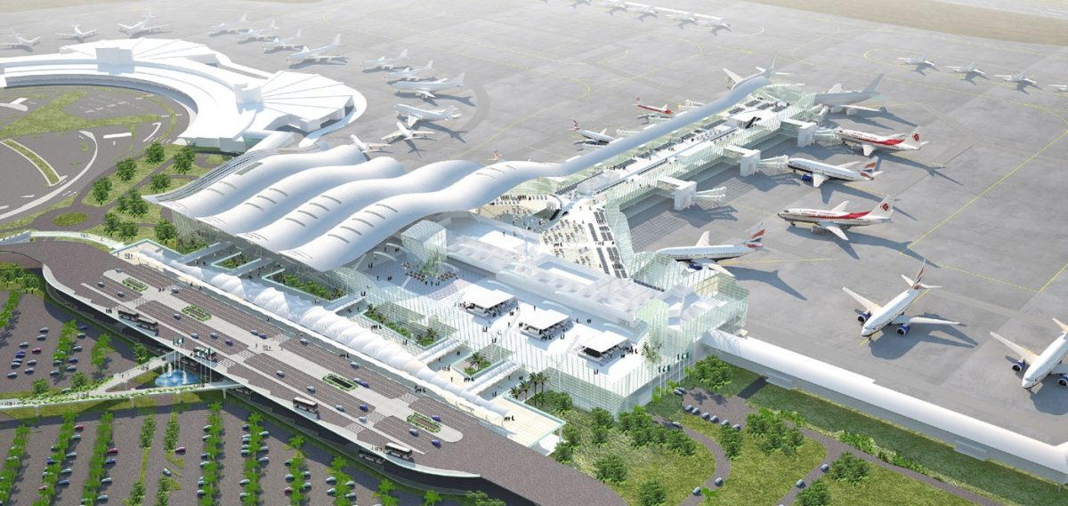 AQUA AMBIENT IBÉRICA se adjudica el suministro de 2 líneas de PSH en el Nuevo Aeropuerto Internacional Houari Bomedienne Alger.