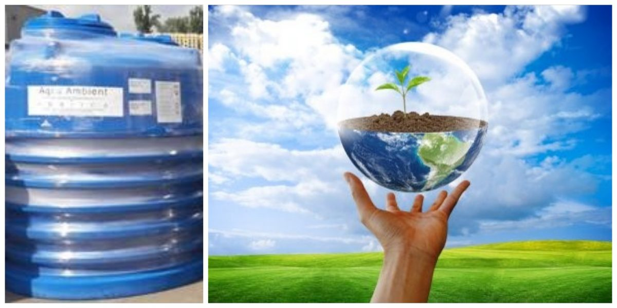 Aguas Pluviales como alternativa a usos donde no es necesaria agua potable.