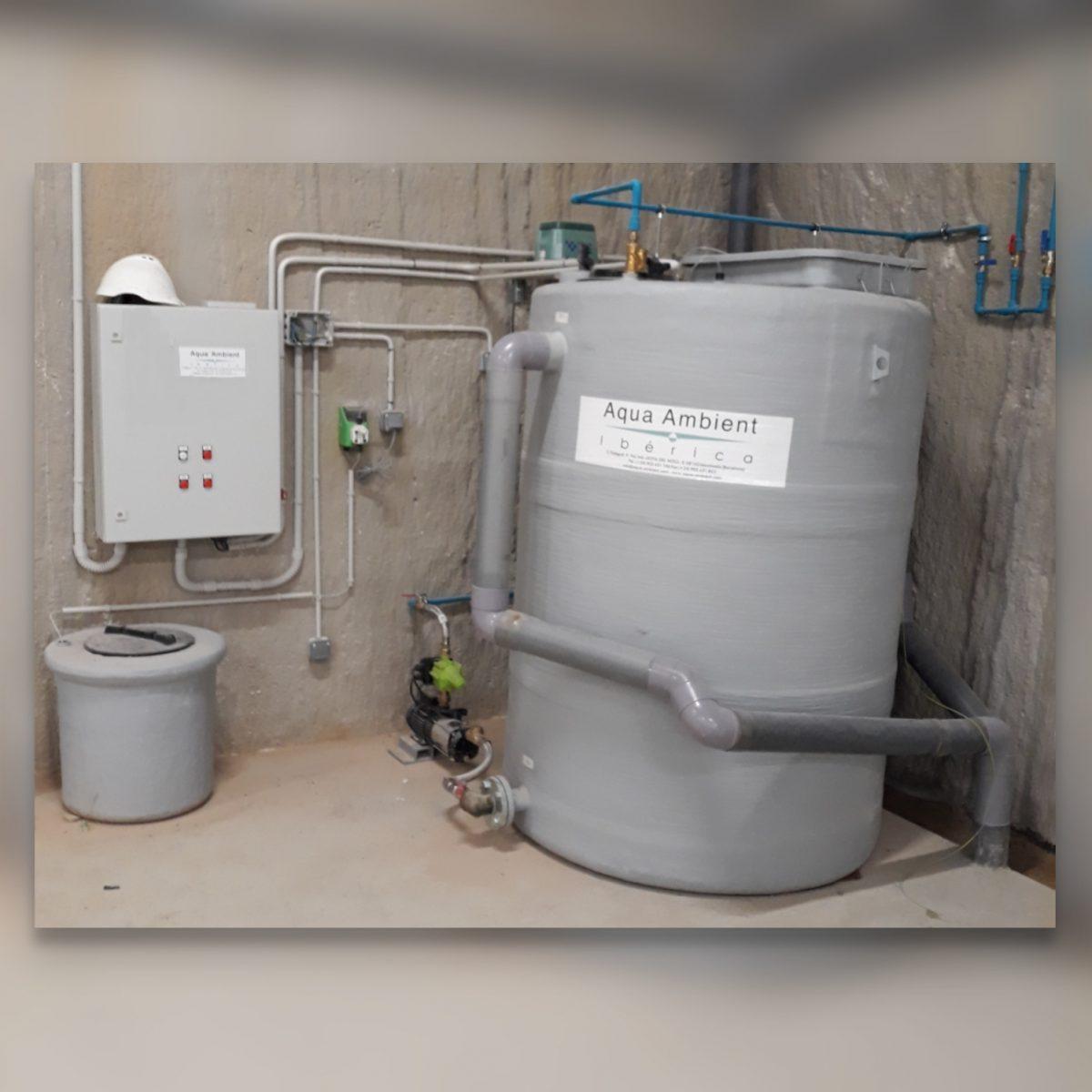 La reutilización del agua: una necesidad y una realidad !