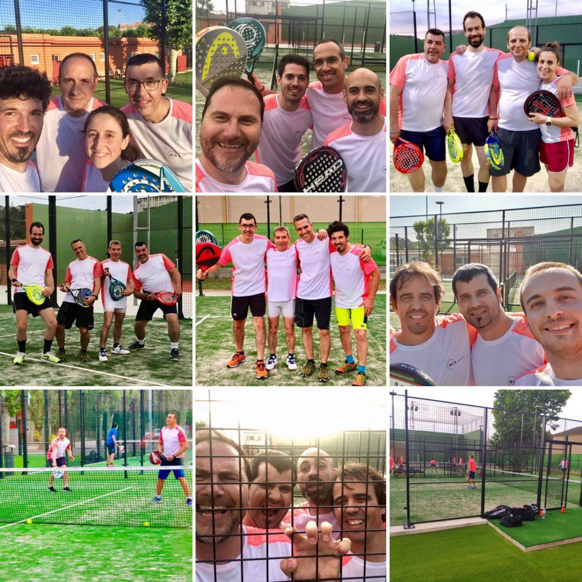 Grupo MTA con el deporte y promoviendo actividades lúdicas saludables en el entorno laboral