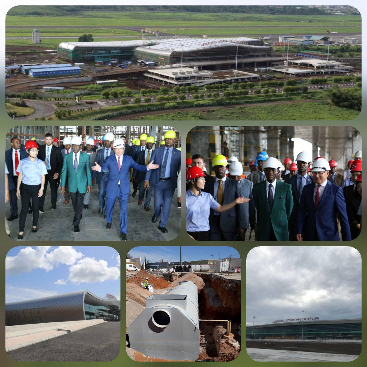 Ampliando Referencias Internaciones Separadores de Hidrocarburos – Nuevo Aeropuerto Internacional de Malabo (Guinea Ecuatorial)