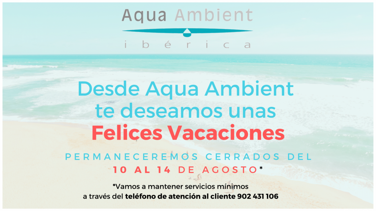 Aqua Ambient no cierra