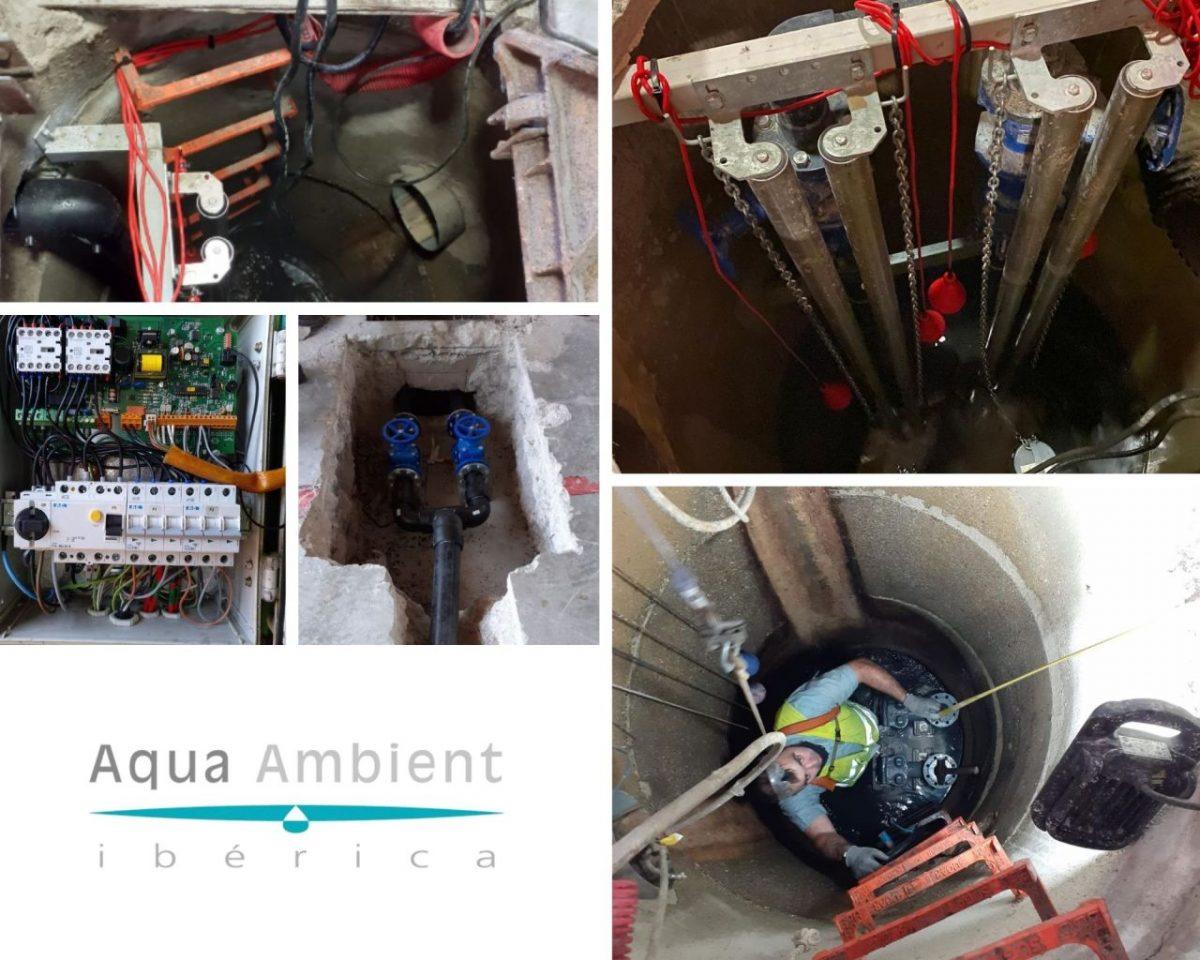 Adecuación Redes de Saneamiento Aeropuerto de Barcelona