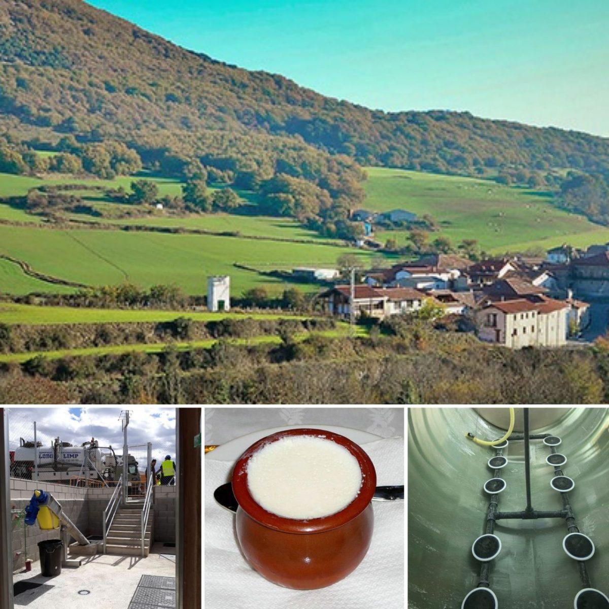Aqua Ambient depura las aguas de una Granja-escuela en Navarra
