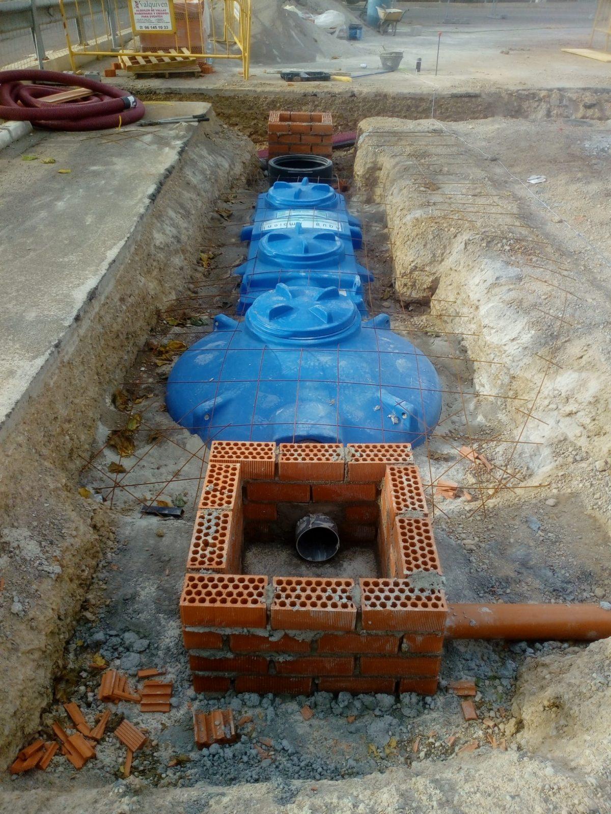 Separadores de Hidrocarburos en las Aguas Residuales de Lavaderos de Vehículos y Estaciones de Servicio