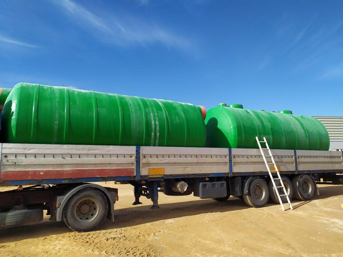 Separadores de Hidrocarburos para Instalaciones Logísticas Multinivel