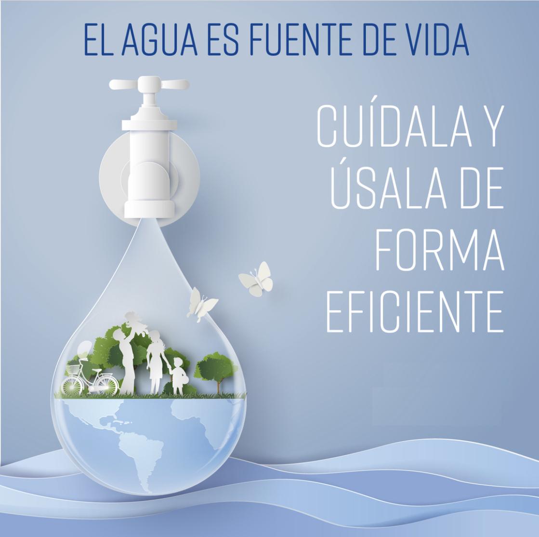22 de Marzo Día Mundial del Agua 2021